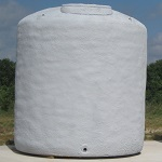 Insulated Sodium Hydroxide Tank - 10000 gallons