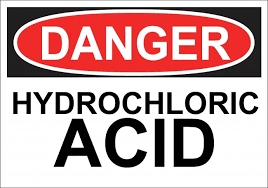 Hydrochloric Acid Tanks