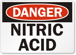Nitric Acid Tanks