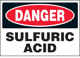 Sulfuric Acid Tanks